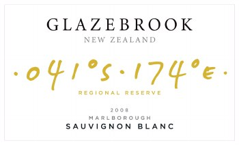 Glazebrook Sauvignon Blanc 2018