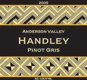 Handley Pinot Gris 2009