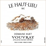 Domaine Huet Vouvray Sec Le Haut-Lieu 2016