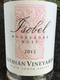 Lothian Vineyards Isobel Mourvedre Rosé 2017