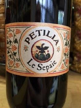 Petilia Aglianico Le Sepaie 2015