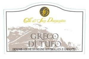 San Domenico Greco di Tufo 2013