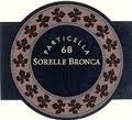 Sorelle Bronca Prosecco Particella 68