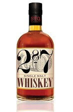 287 Single Malt Whiskey