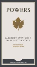 Powers Cabernet Sauvignon 3L Box 2016