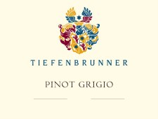Tiefenbrunner Pinot Grigio 2015