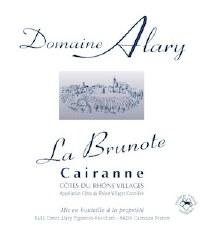 Domaine Alary Cairanne La Brunote 2016