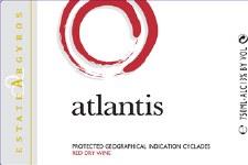 Argyros Atlantis Red 2017