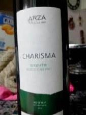 Arza Charisma Merlot-Cabernet 2013