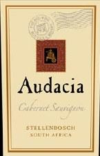 Audacia Cabernet Sauvignon 2014