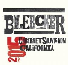 Bleecker Cabernet Sauvignon 2018