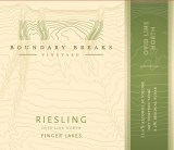 Boundary Breaks OLN Riesling 2015