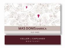 Capcanes Mas Donis 2012