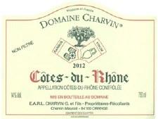Charvin Cotes-du-Rhone Rosé 2017