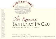 Chevrot Santenay 1er Cru Clos Rousseau 2013