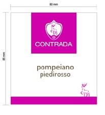 Contrada Piedirosso Pompeiano 2015