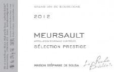 Stephane de Sousa Meursault 2012