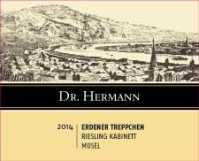 Dr Hermann Riesling Erdener Treppchen Kabinett 2014