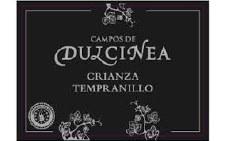 Campos de Dulcinea Tempranillo Crianza 2012