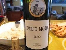 Emilio Moro Ribera del Duero 2010
