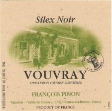 François Pinon Vouvray Silex Noir 2015