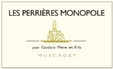Gadais Muscadet Les Perrieres Monopole 2016