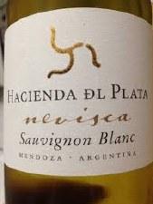 Hacienda del Plata Nevisca Sauvignon Blanc 2014