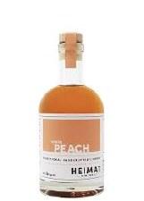 Heimat White Peach Liqueur 375ml