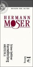 Hermann Moser Gruner Veltliner Karmeliterberg 2012