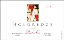 Holdredge Pinot Noir Rolling Thunder 2016