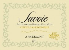 Jean Perrier & Fils Apremont Savoie Cuvee Gastronomie 2013