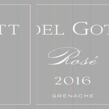 Joel Gott Grenache Rosé 2016