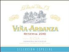 La Rioja Alta Vina Ardanza Reserva Seleccion Especial 2010