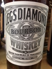 Legs Diamond Bourbon