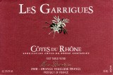 Les Garrigues Cotes du Rhone 2010