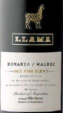Llama Old Vine Blend 2016