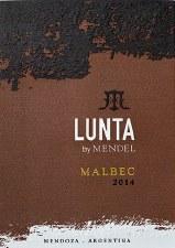 Mendel Lunta Malbec 2016