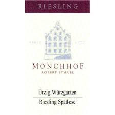 Monchhof Riesling Spatlese Urzig Wurzgarten 2012
