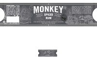Monkey Spiced Rum 750ml