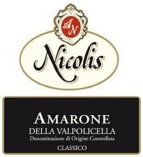 Nicolis Amarone della Valpolicella 2012
