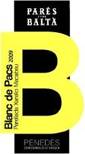 Pares Balta Blanc de Pacs 2009