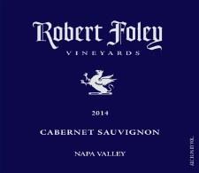 Robert Foley Cabernet Sauvignon 2014