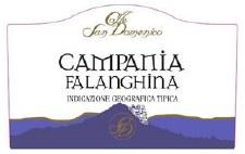 San Domenico Campania Falanghina 2014