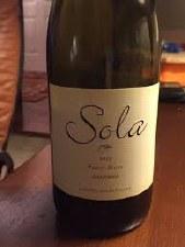 Sola Pinot Noir 2014