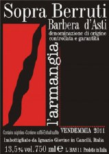 Sopra Berruti Barbera d'Asti 2013