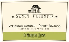 St Michael-Eppan Pinot Bianco Sanct Valentin 2013