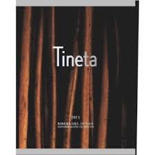 Tineta Ribera del Duero 2012