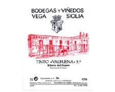 Vega Sicilia Valbuena 2006-2011