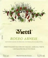 Vietti Roero Arneis 2018