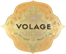 Volage Cremant de Loire Rosé Brut
